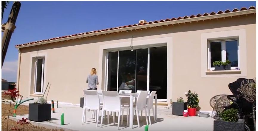nos plus belles r alisations villas trident. Black Bedroom Furniture Sets. Home Design Ideas