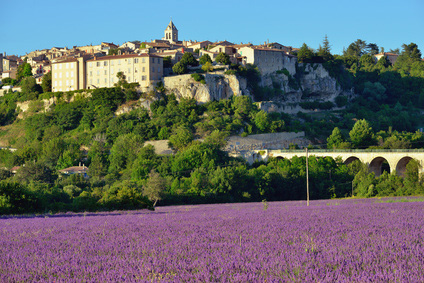Paysages provencaux