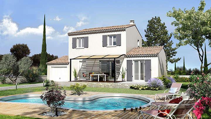 constructeur maison traditionnelle graveson villas trident. Black Bedroom Furniture Sets. Home Design Ideas