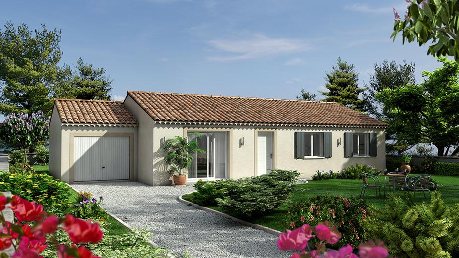 Villas trident constructeur immobilier pierrelatte for Constructeur immobilier