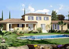 maison provencale cairanne villas trident