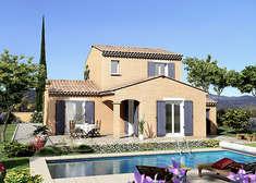 maison provencale serignan villas trident