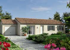 Plan maison proven ale mod le occitane g noise villas trident for Maison occitane
