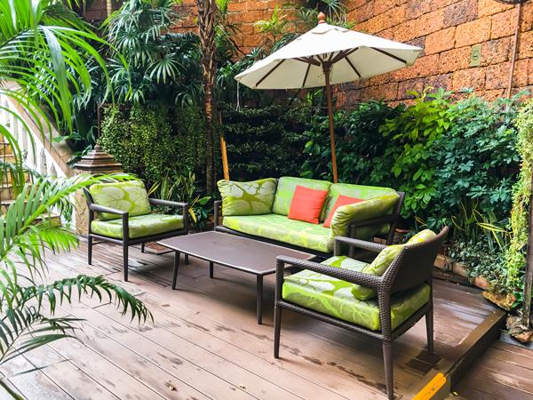 Vegetalisez votre terrasse