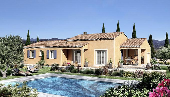 Maison provençale Aurel
