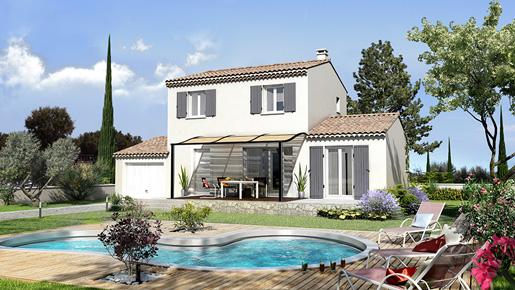 maison Alliel, bastide provençale : Villas Trident