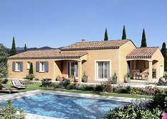 maison provencale aurel villas trident