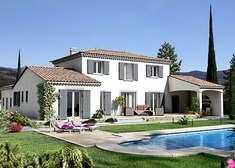 maison provencale castellet villas trident