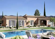 maison provencale ecrin villas trident