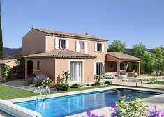 maison provencale joncquiere villas trident