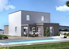 maison provencale maillane villas trident