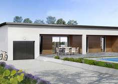 maison provencale remeze villas trident