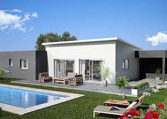 maison provencale tavel villas trident