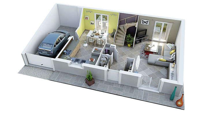maison provencale esterel rdc villas trident
