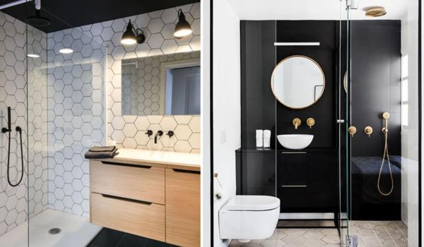 Astuces pour les petites salle de bain | Villas Trident GRAVESON
