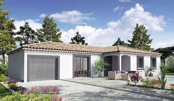 Maison En L Plan Et Modele A Construire Villas Trident